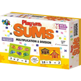 PLAY WITH SUMS PUZZLES