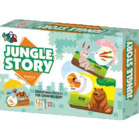 JUNGLE STORY PUZZLE