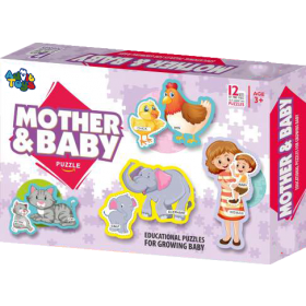 MOTHER & BABY PUZZLE