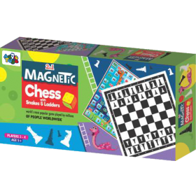 """MAGNETIC CHESS 15"""""""