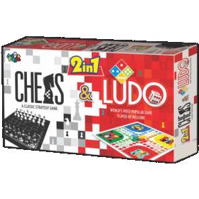 "CHESS & LUDO 15"""