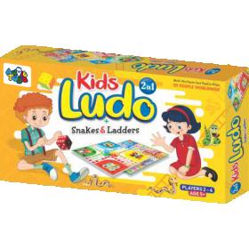 "KIDS LUDO 15"" (SENIOR)"